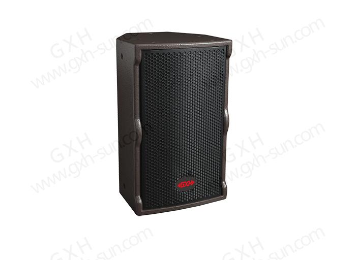 全频音箱GX-H08/GX-H10/GX-H12