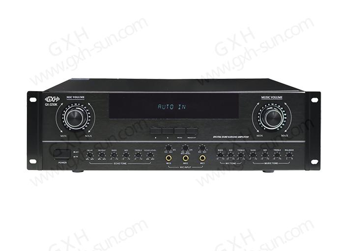 双通道多媒体功放GX-2250K/GX-2350K