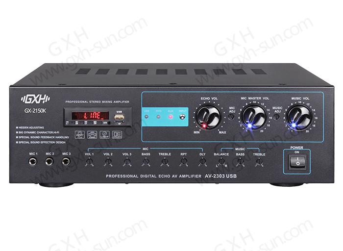 双通道多媒体功放GX-2150K