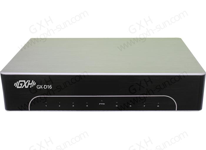 电视墙服务器GX-D16