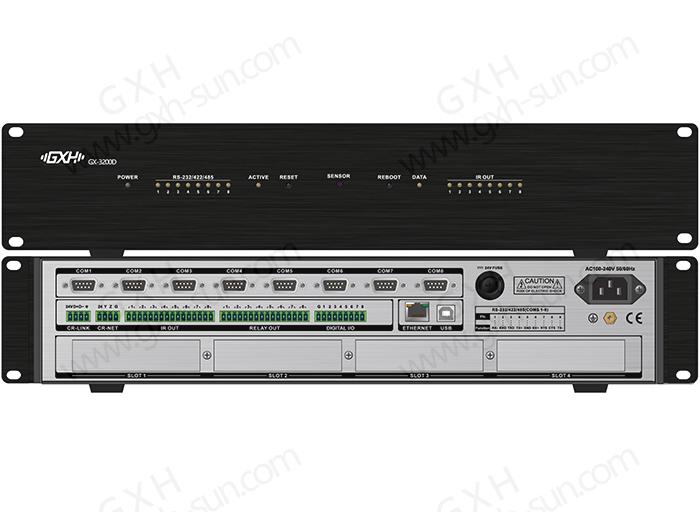 可编程控制主机GX-3200D