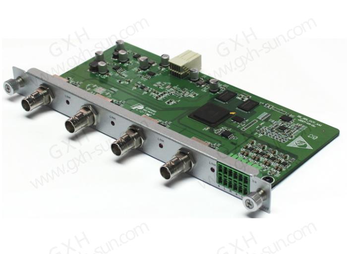 SDI输出板卡GX-3204SC