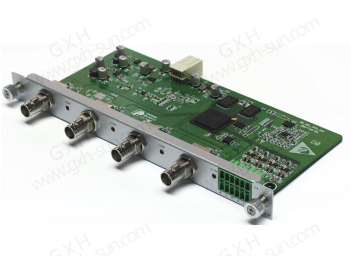 SDI输入板卡GX-3204SR