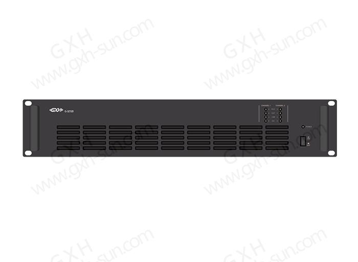 二通道广播功率放大器G-3260/G-32120/G-32180/G-32240/G-32360