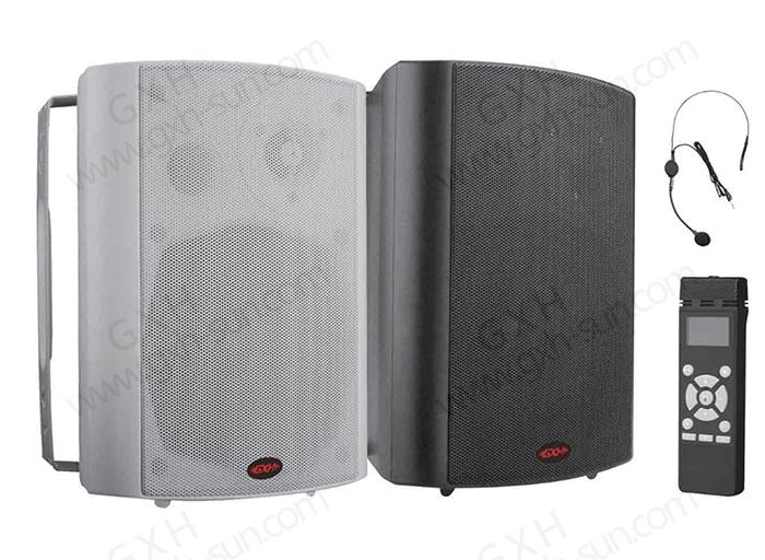 网络终端音箱-带2.4G-带离线播放功能G-3807GL